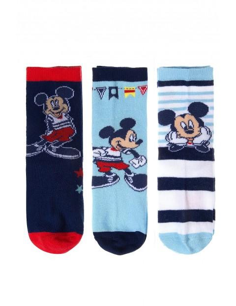 Skarpety chłopięce Myszka Mickey 2V35A1