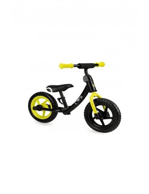 ROSS rowerek biegowy czarno – limonkowy