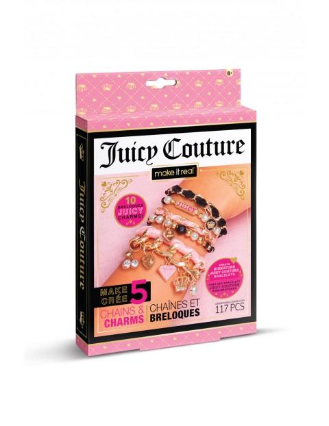 Make it Real Zestaw do tworzenia bransoletek Juicy Mini Chains & Charms 117el wiek 8+