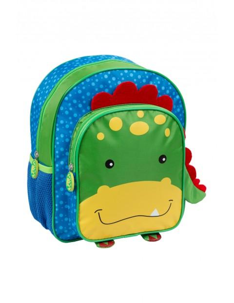 Plecak wycieczkowy dla przedszkolaka Dinozaur