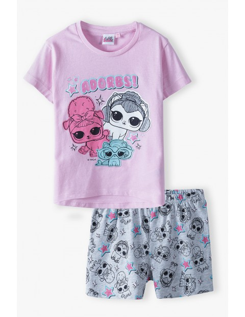 Piżama dziewczęca LOL
