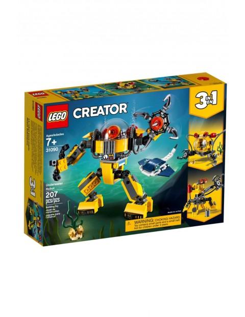 Lego Creator - Podwodny robot 3w1- 207 elementów wiek 7+