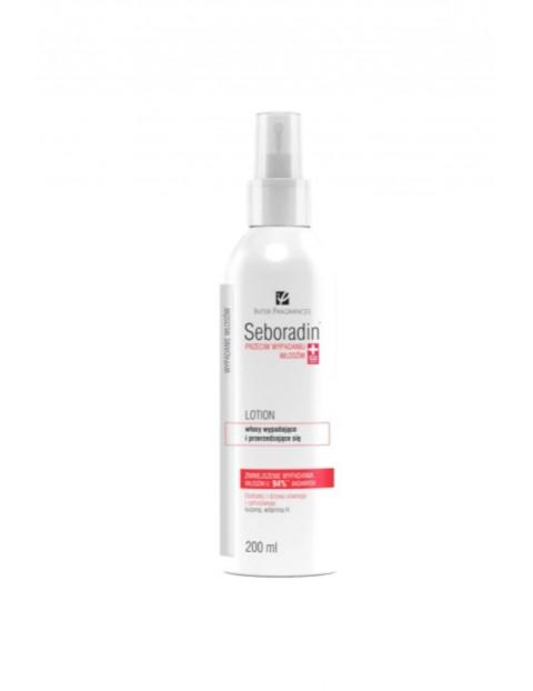 Seboradin Przeciw Wypadaniu Włosów lotion - 200 ml
