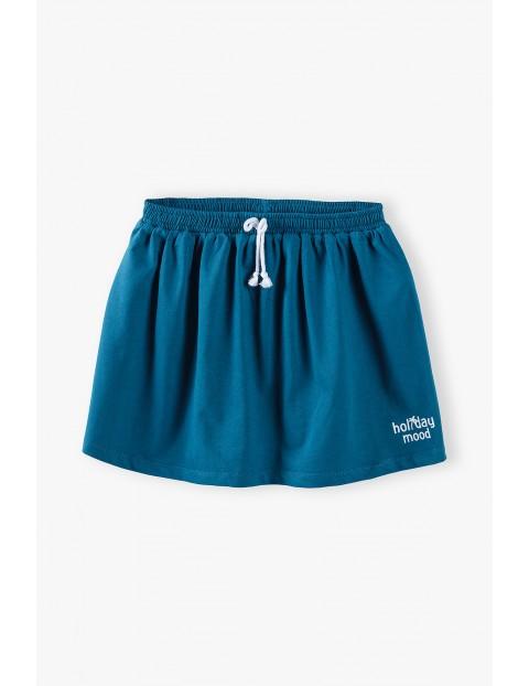 Bawełniana spódnica dla dziewczynki