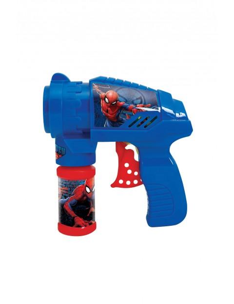 Maszynka do baniek mydlanych SPIDERMAN wiek 3+