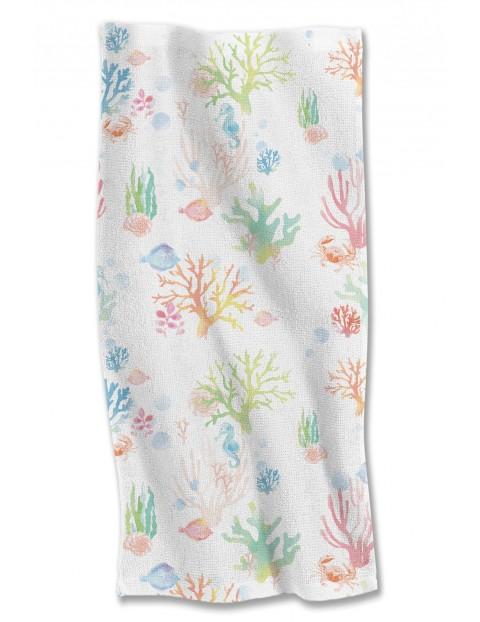 Ręcznik kąpielowy bawełniany Wodny Świat 70x140 cm