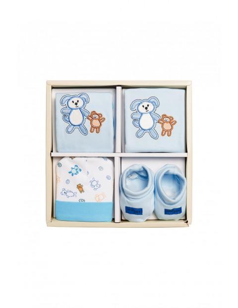 Zestaw prezentowy niemowlak 4 cz. 5O31BF