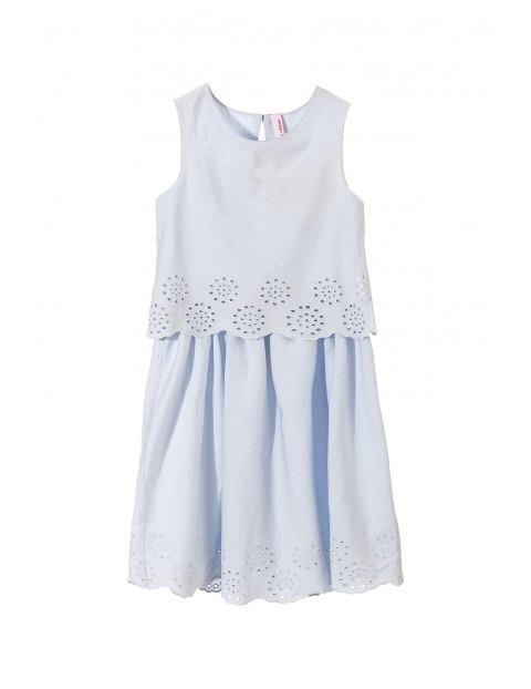 Sukienka dziewczęca 4K3212