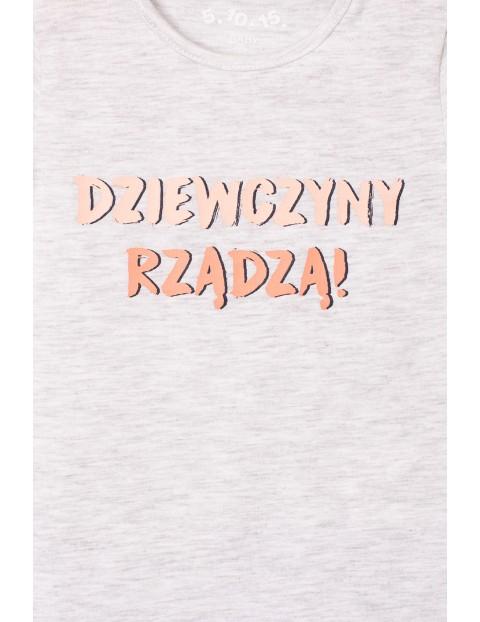 T-shirt niemowlęcy - Dziewczyny rządzą
