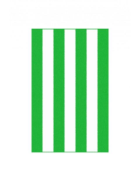 Ręcznik Neon z bawełny egipskiej zielony 100x160cm