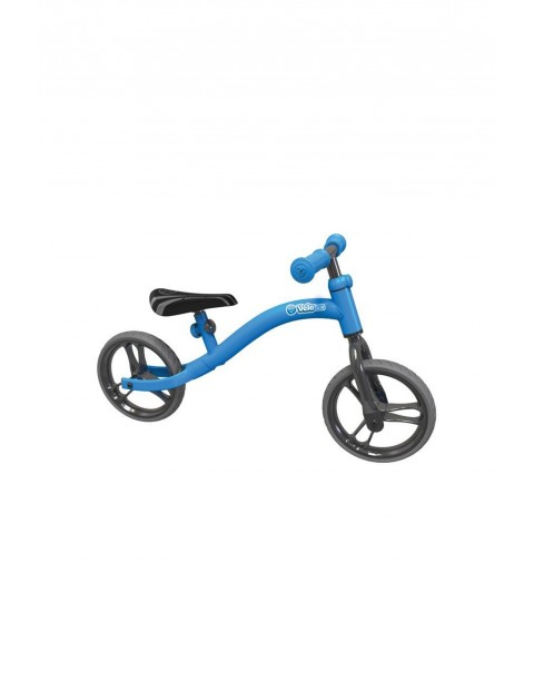 Rowerek biegowy Velo Air Yvolution-niebieski