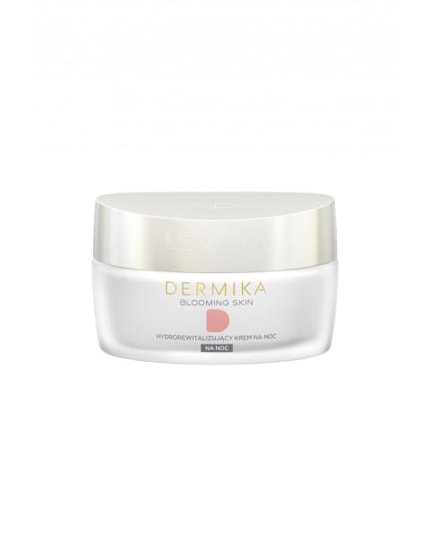 Dermika Blooming Skin krem hydrorewitalizujacy  na noc - 50 ml