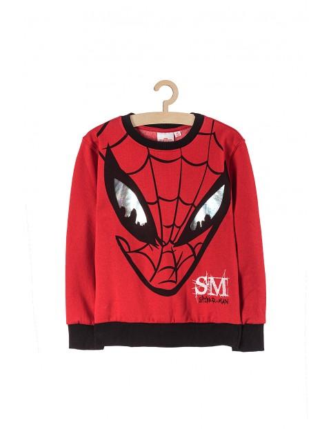 Bluza nierozpinana Spiderman czerwona