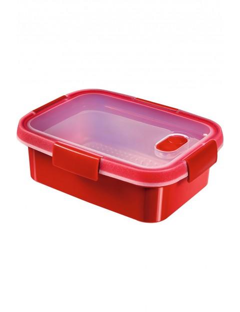 Pojemnik Curver MICRO-WAVE  czerwony - 20x15x7cm