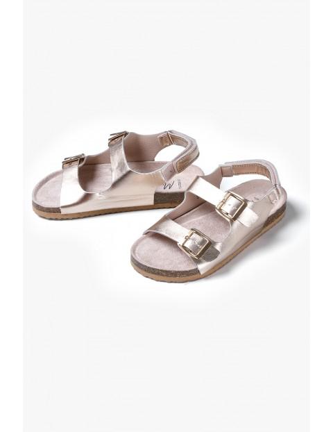Sandały dla dziewczynki