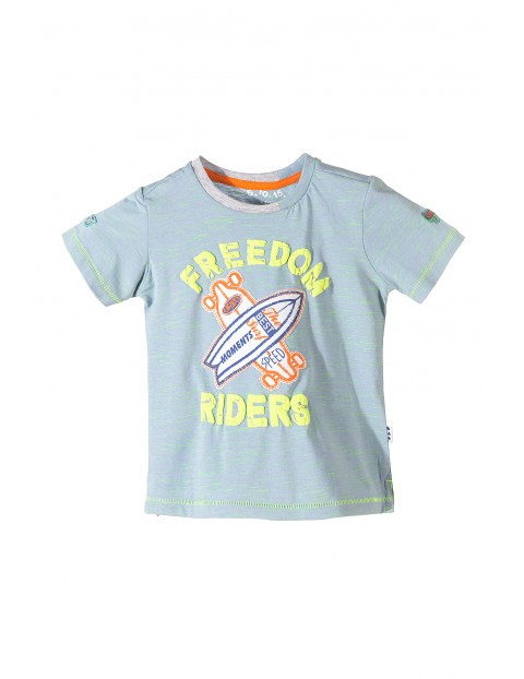 T-shirt chłopięcy 1I3447