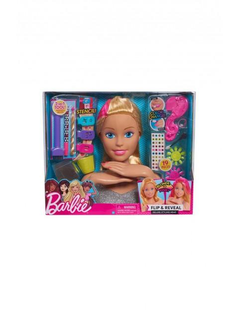 Barbie Delux Głowa do Stylizacji 3Y35J6