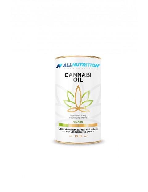 Suplementy diety - Allnutrition Cannabi Oil - 10 ml