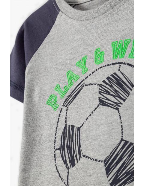 Piżama chłopięca dla piłkarza