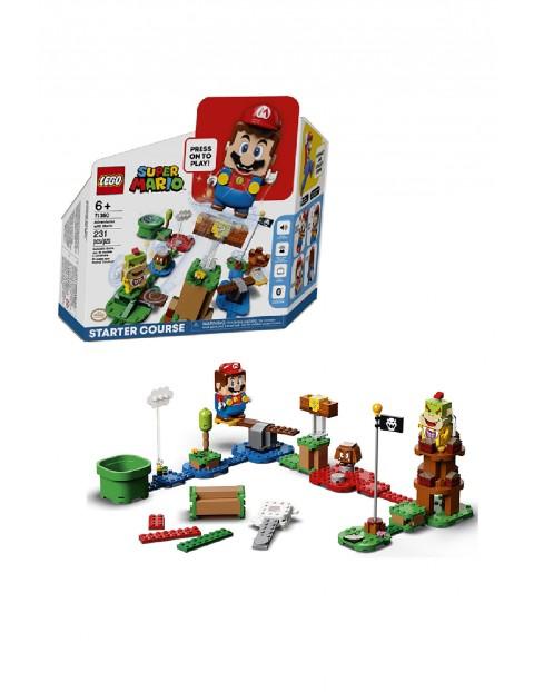 Super Mario™ Przygody z Mario - poziom startowy (71360) wiek 6+