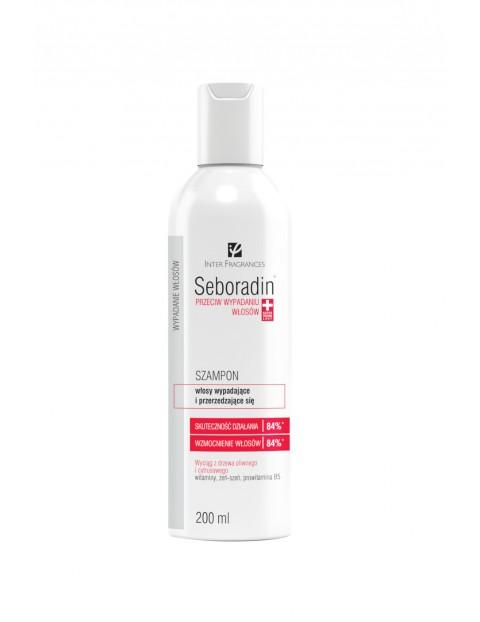 Seboradin przeciw wypadaniu włosów Szampon - 200 ml