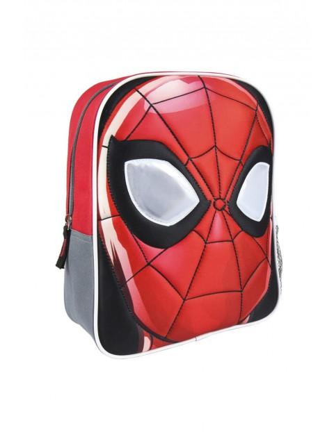 Plecak 3D premium Spiderman - czerwony