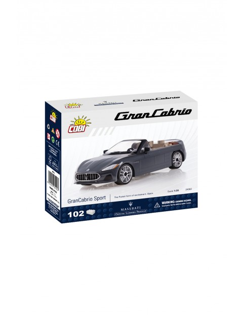 Klocki COBI Maserati Gran Cabrio 102el