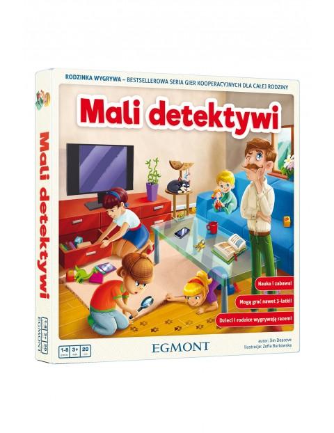 Gry dziecięce - Mali Detektywi wiek 3+
