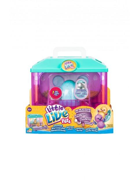 Kurczaczek z domkiem- Little Live Pets