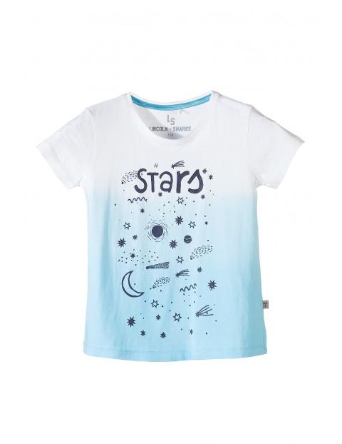 T-shirt dziewczęcy 4I3461