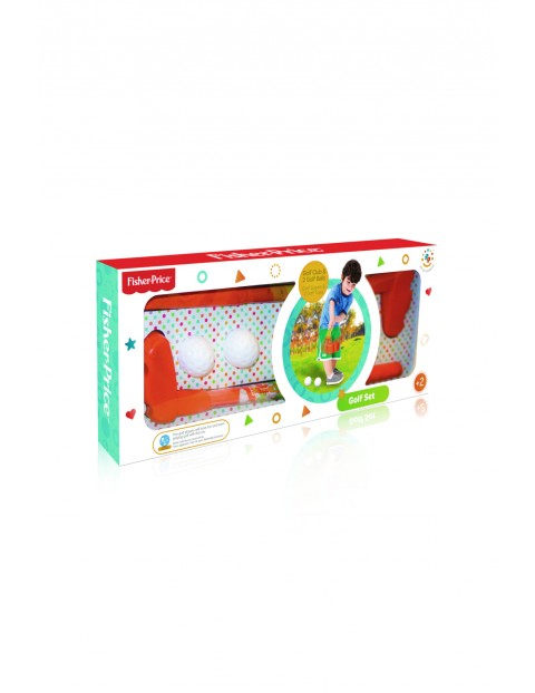 Zestaw do golfa Fisher Price