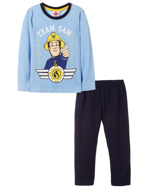 Pidżama chłopięca Strażak Sam 1W35B7