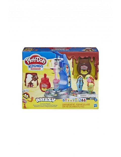Play-Doh - Ciastolina Tęczowa lodziarnia