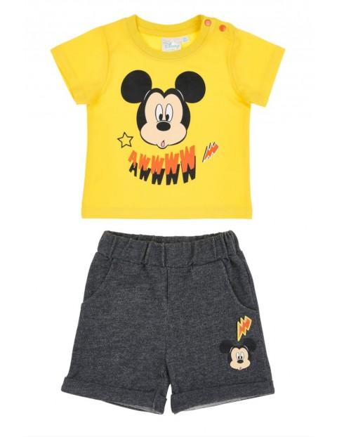 Komplet niemowlęcy Mickey
