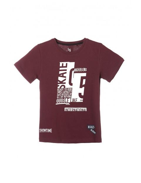 T-shirt chłopięcy 100% bawełna 2I3502