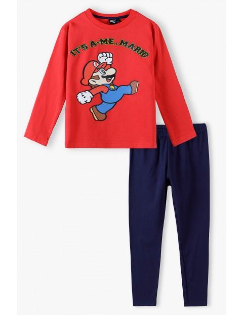 Piżama dla chłopca Mario Bros