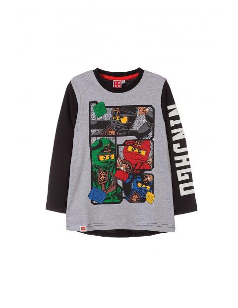 Bluzka chłopięca Lego Ninjago 1H35AM