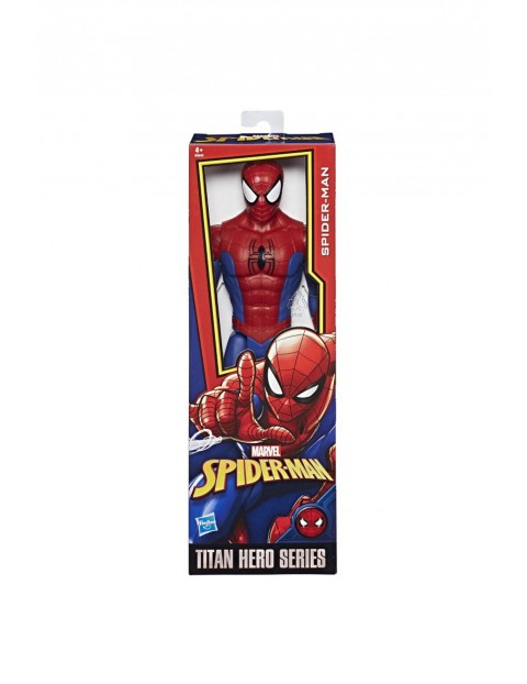 Spiderman figurka Titan Power Pack 4+