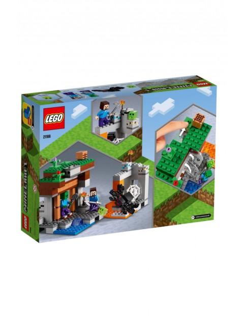 Lego Minecraft - Opuszczona kopalnia - 248 elementów wiek 8+