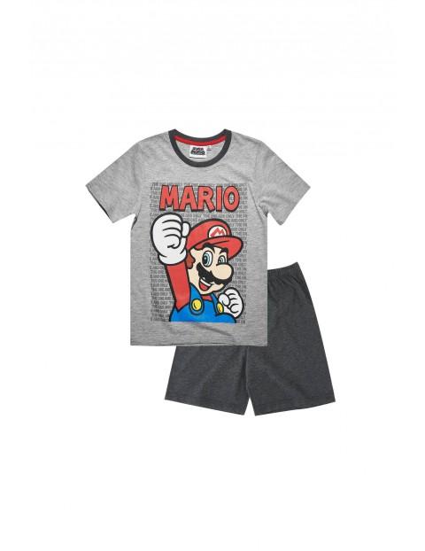 Pidżama chłopięca Mario Bros 1W34BR