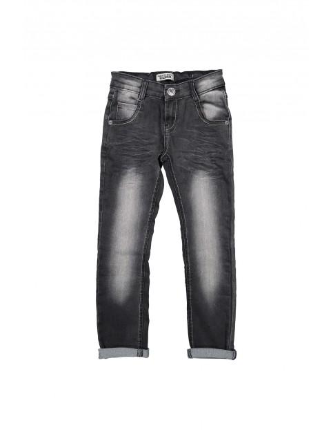 Spodnie chłopięce roz 110