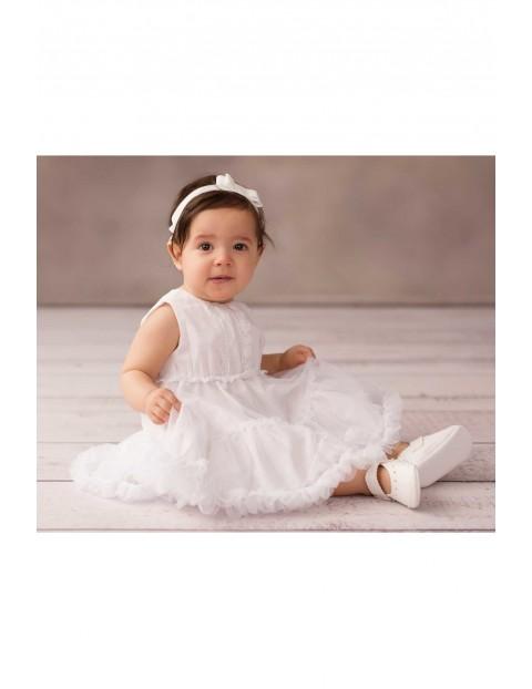 Sukienka niemowlęca do chrztu- Chantal