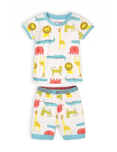 Piżama niemowlęca Safari