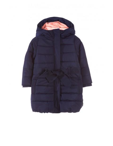 Płaszcz dziewczęcy 3A3308