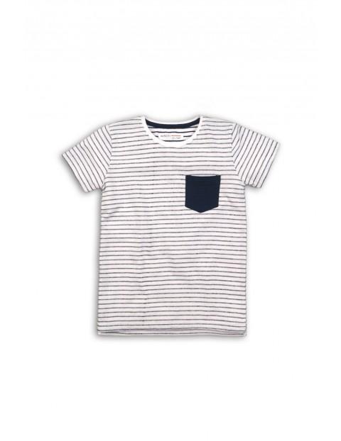 Koszulka chłopięca w paski