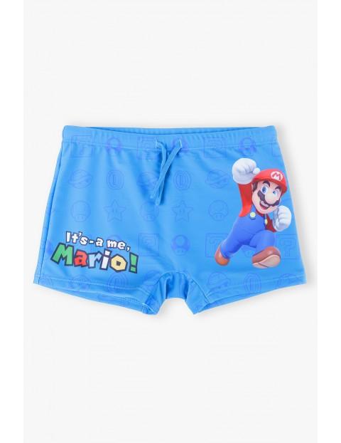 Bokserki kąpielowe Super Mario