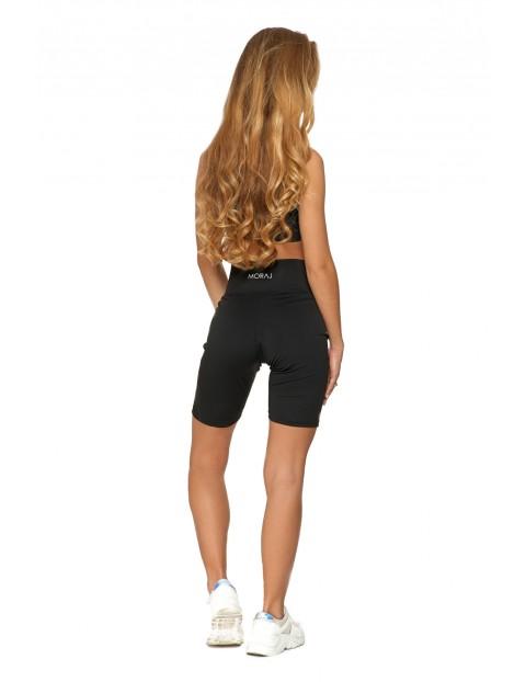 Legginsy damskie kolarki czarne