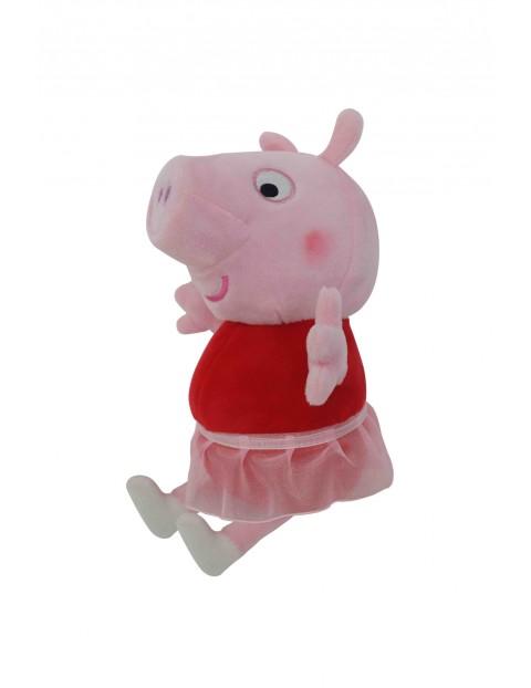 Świnka Peppa tancerka maskotka 25cm