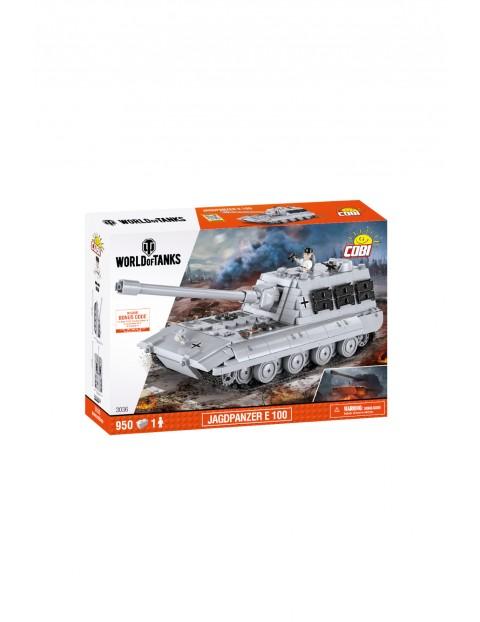 Klocki Cobi Jagdpanzer  E 100 - 950 klocków wiek 8+
