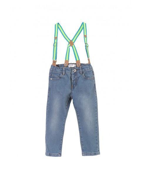 Spodnie chłopięce 1L3411
